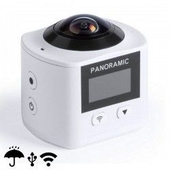 Caméra 360° Full HD LCD...