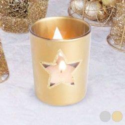 Porte-bougies Noël Étoile...