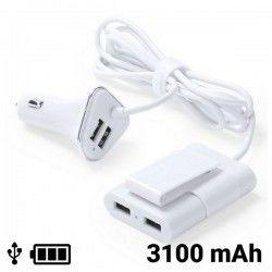 Chargeur USB pour Voiture 4...