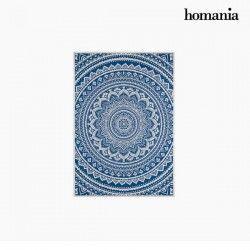 Cadre Mandala Bleu (69 x 4...