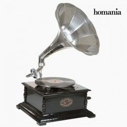 gramophone Carré Noir...