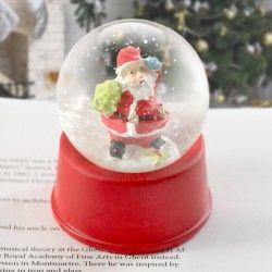 Boule de Neige de Père Noël...