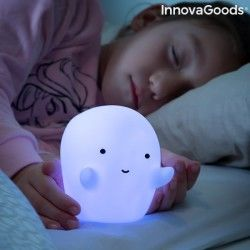 Lampe LED multicolore...