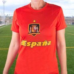 OUTLET T-shirt Espagne