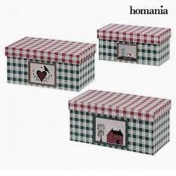 Boîte Décorative Homania (3...